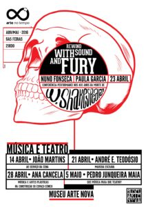 cartaz Shakespeare
